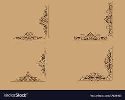 Swirl Design Co Swirl Floral Design Set