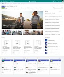 Intranet Design Principles Connecting The Modern Workplace With Sharepoint And Onedrive
