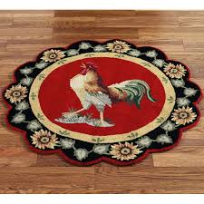 rooster rugs for the kitchen rooster rugs for the kitchen design round rooster kitchen rugs