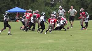 Pee wee tackle football tallahassee