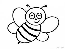 Kleurplaten Bijen Een Bijtje Voor Erbij Bijtjes Bijen Bijenvolk