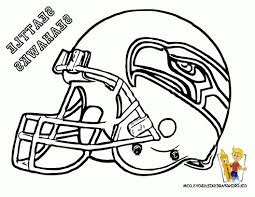 Football Helmets Coloring Pages Hk42 28 Collection Of Nfl Football