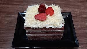 Red Velvet Cake Kukus Lembut Cara Membuat Kue Red Velvet