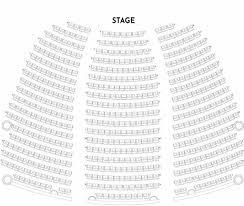 Seating Chart Lobero Theatre