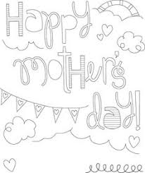 Small Picture mothers day printables Mothers Day Coloring Pages Coupons and