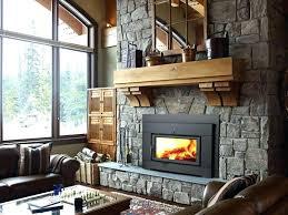 zero clearance fireplace insert s zero clearance wood burning fireplace inserts