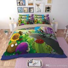 Sheridan King Quilt Cover Sale King Quilt Cover Sale King Size ... & 2017 New Plants Vs Zombies Duvet Cover Set Quilt Cover Bedsheet Pillowcase  Twin Full Queen King Adamdwight.com
