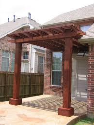 Wood Front Porch Designs Wood Front Porch With Columns