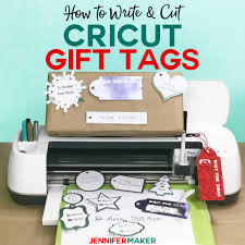 Cricut Machine Designs Make Gift Tags With A Cricut Free Penwriting Font