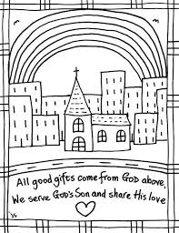 Parable Of The Talents Coloring Page Coloring Page Gods Antiatominfo