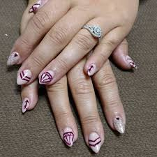 28+ Almond Nail Art Designs, Ideas | Design Trends - Premium PSD ...