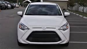 New 2018 Toyota Yaris iA 4dr Car in Jacksonville #80097 ...