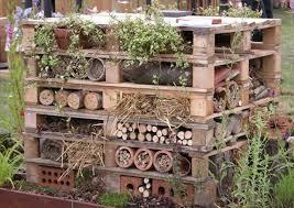 Casette Per Bambini Fai Da Te : Idee per riciclare i bancali in legno fai da te creativo