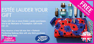 brownsvilleclaimhelp estee lauder purchase new 2016 collection jpg see the latest freebies at boots free makeup with
