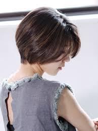 2019 冬 新着順 ショートヘアスタイル髪型 Beauty Boxjp59