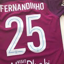 Fernandinho Player Issue Jersey