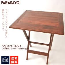 four angles of table folding outdoor wooden wood table garden table center table dining table brown folding desk desk north europe antique living handicraft