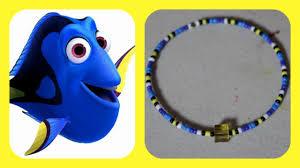 diy dory finding dory inspired bracelet easy