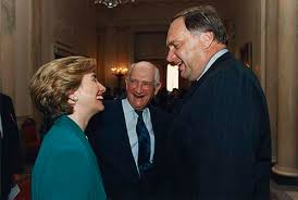 Hillary Clinton, Jack Brooks, and Webster Hubbell] - The Dolph Briscoe  Center for American History