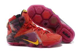 lebron shoes 12 red. new cheap lebron 12 2015 red mens nike shoes lebron
