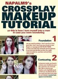 talking fishbone post 50442499297 cosplay makeup tutorialcosplay
