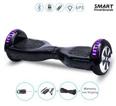 Black Hoverboard With Bluetooth And Lights White Color Hoverboard With Bluetooth Lights 6 5 Inch Hottest Self Balancing Scooter
