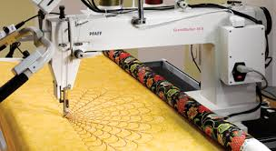 Quilting Machine Pfaff® GrandQuilter 18.8™ buy in Wichita & Quilting Machine Pfaff® GrandQuilter 18.8™ Adamdwight.com