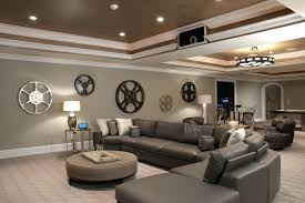 theater wall decor impressive wall decor decorating ideas gallery in basement contemporary design ideas home