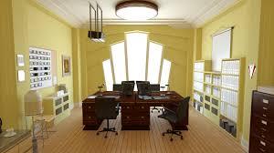 deco office. Office Space Scene_01 Deco Office