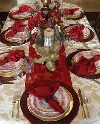50 Stunning Christmas Table Settings