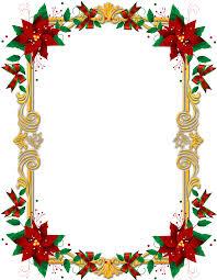 новогодние и зимние рамки Borders Christmas Frames