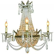 graceful french empire chandelier 16