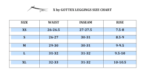 Details About X By Gottex Lux Gym Leggings Yoga Sports Products Workout Tight Running Pants