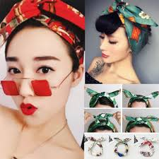 Head Wrap Pattern