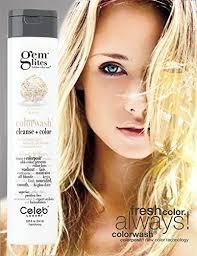 Gem Lites Colorwash Sunstone 8 25 Oz Color Shampoo Gem