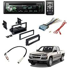 amazon com chevrolet 2004 2012 colorado car stereo cd player dash Silverado Engine Wiring Harness at 2012 Silverado Stereo Wiring Harness Available Nearby