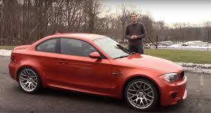 BMW 1M Coupe Is the Best BMW Ever, Doug DeMuro Says - autoevolution