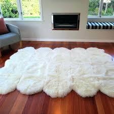 sheepskin rugs sheepskin rugs ikea sheepskin rug large