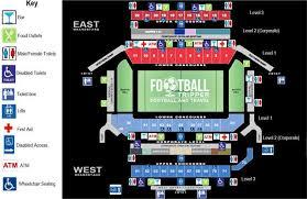 Hunter Stadium Newcastle Jets F C Football Tripper