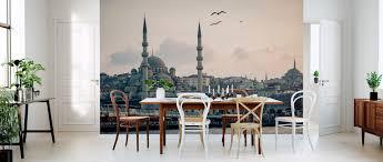 Istanbul Trendy Fotobehang Photowall