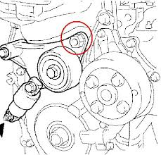 club scion tc forums diy how to replace your alternator after the belt is off locate the 10mm bolt holding the crank shaft position sensor wire and alternator wires in a loom the purple circle is the 10mm bolt