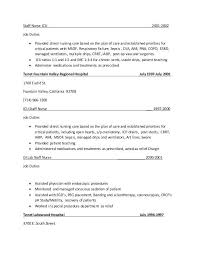 Stylish Design Icu Nurse Job Description Resume Best Intensive Care ...