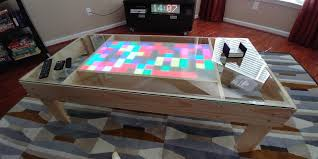led coffee table at long last