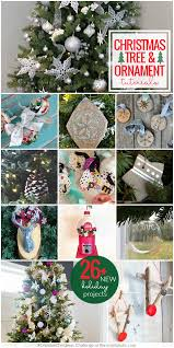 It's a Creative Christmas at Remodelaholic! Make your own Christmas tree  ornaments, Christmas gifts