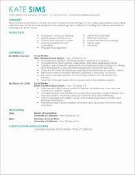 Resume Objective For Social Services Bereavement Letter For Work