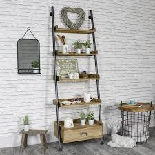 decoration ladder shelving unit property elements white shelves dunelm intended for 0 from ladder shelving