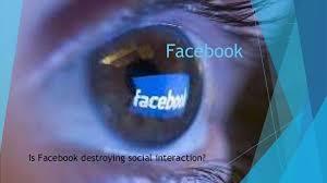 facebook essay ideas