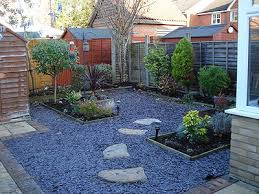 Small Picture Nice Small Backyard Ideas No Grass No Grass Front Yard Landscaping
