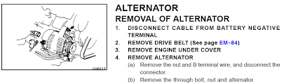 how to replace lexus ls400 sc400 alternator how to get plug off alternator at How To Disconnect Alternator Wiring Harness