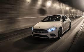 Bmw 2 series gran coupe. A Class Sedan Mercedes Benz Usa